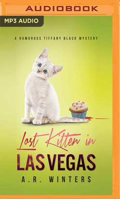 Lost Kitten in Las Vegas