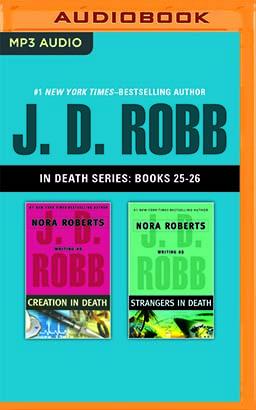 J. D. Robb - In Death Series: Books 25-26