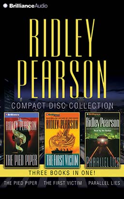 Ridley Pearson CD Collection