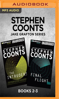 Stephen Coonts Jake Grafton Series: Books 2-3