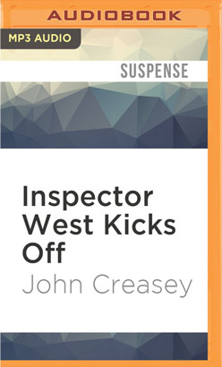 Inspector West Kicks Off