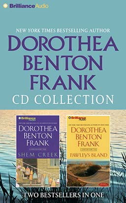 Dorothea Benton Frank CD Collection
