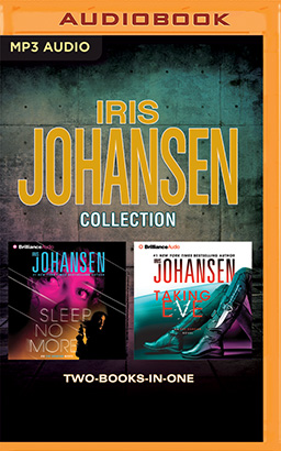 Iris Johansen - Sleep No More and Taking Eve 2-in-1 Collection