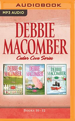 Debbie Macomber - Cedar Cove Series: Books 10-12