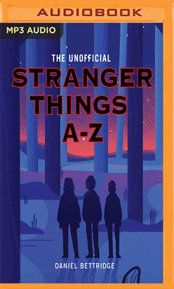 Stranger Things A-Z