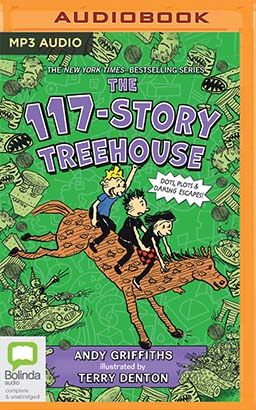 117-Story Treehouse, The