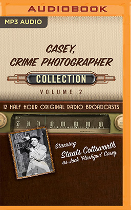 Casey, Crime Photographer, Collection 2