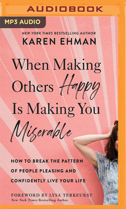 When Making Others Happy Is Making You Miserable