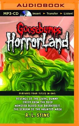 Goosebumps HorrorLand Boxed Set #1
