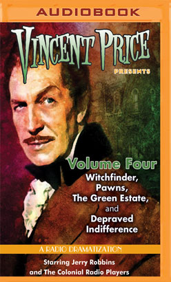 Vincent Price Presents - Volume Four