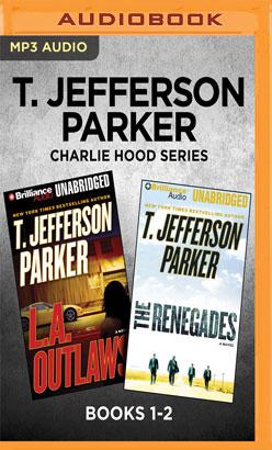 T. Jefferson Parker Charlie Hood Series: Books 1-2