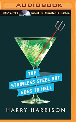 Stainless Steel Rat Goes to Hell, The