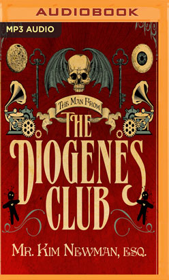 Man from the Diogenes Club, The