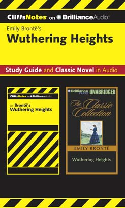 Wuthering Heights CliffsNotes Collection