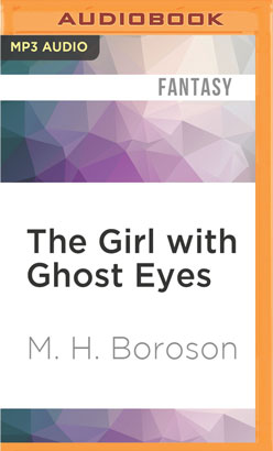 Girl with Ghost Eyes, The