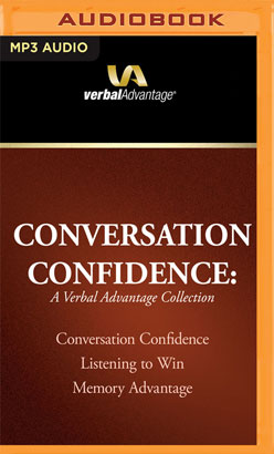 Conversation Confidence: A Verbal Advantage Collection