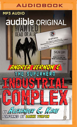 Andrea Vernon and the Superhero-Industrial Complex