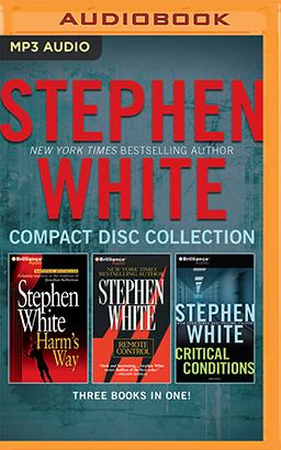 Stephen White - Alan Gregory Series: Books 4-6