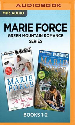 Marie Force Green Mountain Romance Series: Books 1-2