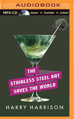 Stainless Steel Rat Saves the World, The