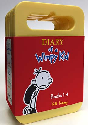 Diary of a Wimpy Kid Boxed Set