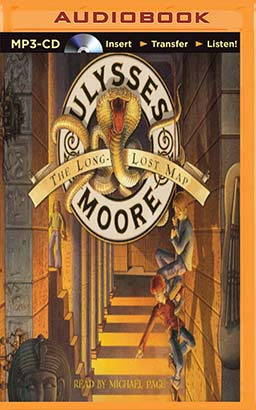 Ulysses Moore: The Long-Lost Map