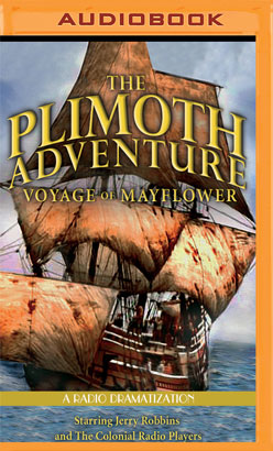 Plimoth Adventure, The - Voyage of Mayflower