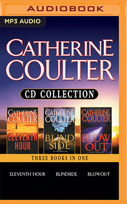 Catherine Coulter - FBI Thriller Series: Books 7-9