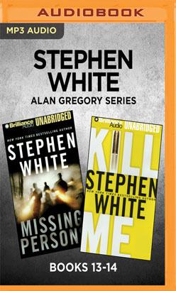 Stephen White Alan Gregory Series: Books 13-14