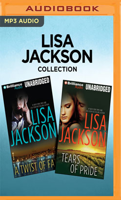 Lisa Jackson Collection - A Twist of Fate & Tears of Pride