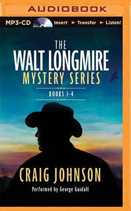 Walt Longmire Mystery Series Boxed Set Volume 1-4, The