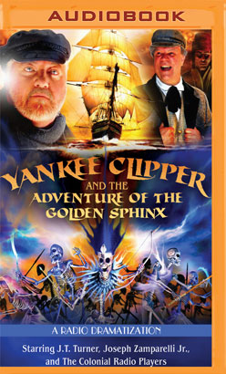 Yankee Clipper and the Adventure of the Golden Sphinx