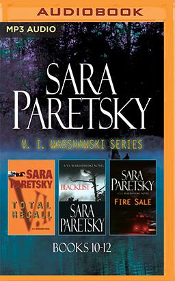 Sara Paretsky - V. I. Warshawski Series: Books 10-12