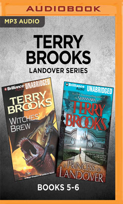 Terry Brooks Landover Series: Books 5-6