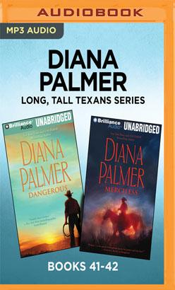 Diana Palmer Long, Tall Texans Series: Books 41-42