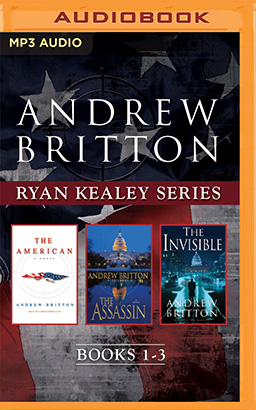 Andrew Britton - Ryan Kealey Series: Books 1-3