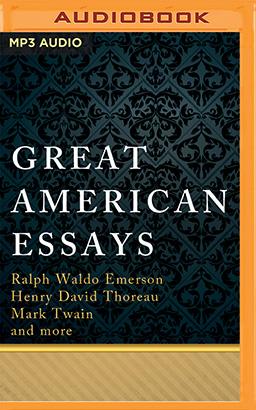 Great American Essays