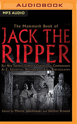 Mammoth Book of Jack the Ripper, The