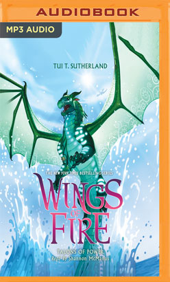 Wings of Fire, Book 9: Talons of Power