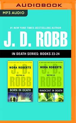 J. D. Robb - In Death Series: Books 23-24