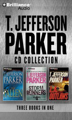 T. Jefferson Parker CD Collection