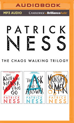 Patrick Ness - The Chaos Walking Trilogy