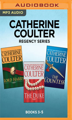 Catherine Coulter Regency Series: Books 3-5