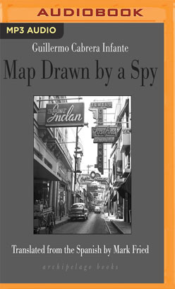 Map Drawn by a Spy