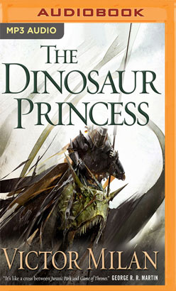 Dinosaur Princess, The