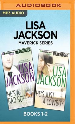 Lisa Jackson Maverick Series: Books 1-2