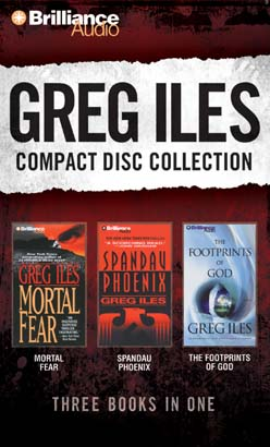 Greg Iles CD Collection 2