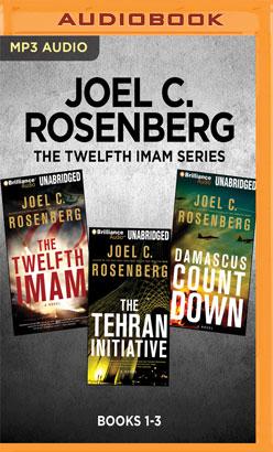 Joel C. Rosenberg The Twelfth Imam Series: Books 1-3