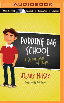 Pudding Bag School: A Strong Smell of Magic