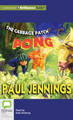 Cabbage Patch Pong, The